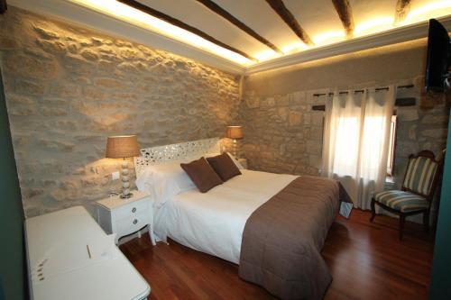 Habitación Doble Hotel del Sitjar 10