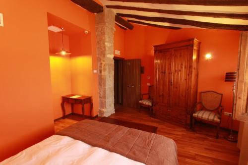 Habitación Doble Hotel del Sitjar 11