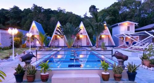 Отель Nipah Guesthouse Pangkor 0 звёзд Малайзия