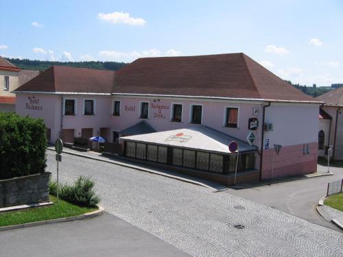 Отель Hotel U Jiřího 0 звёзд Чешская Республика
