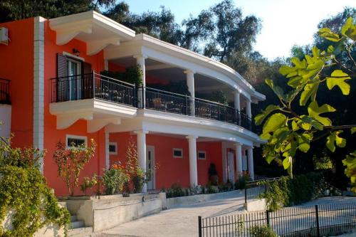 Villa Orange  in Parga