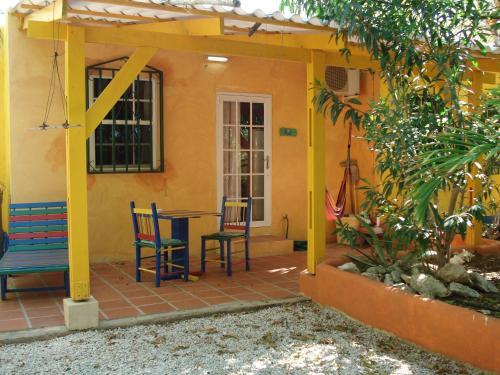 Coco Palm Garden, Kralendijk