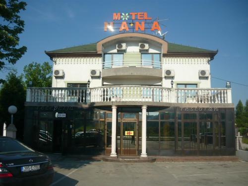 Motel Nana front view