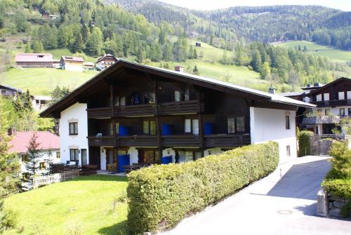 Haus Alpenruhe - Maisonette-Apartment