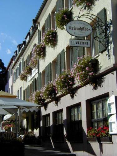 Hotel-Restaurant Kriemhilde (B&B)