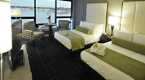 Oyster point hotel red bank jersey shore new jersey for Best boutique hotels jersey shore