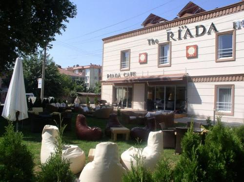 More about The Riada Hotel