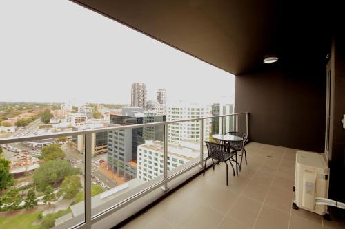 Self Serve Apartments Parramat..