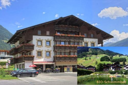 Ferienappartements Heinzle - Ihr Ferienresort - Apartment mit 2 Schlafzimmern mit Balkon