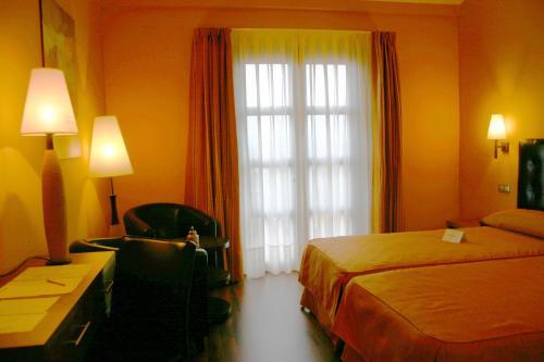 Habitación Individual Villa Nazules Hípica Spa 1