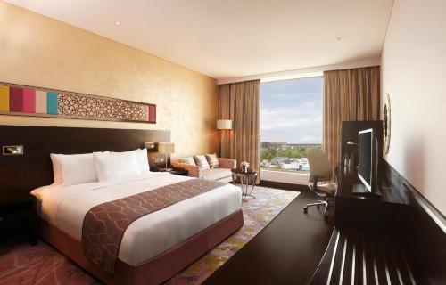 Отель Hilton Jaipur 5 звёзд Индия
