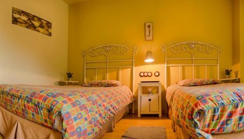 Double or Twin Room Hotel La Casa Del Rio 11