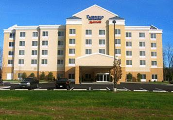Fairfield Inn & Suites Bedford
