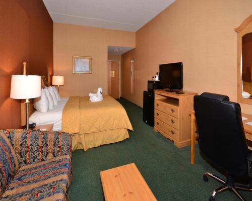 Comfort Inn Newport Tn