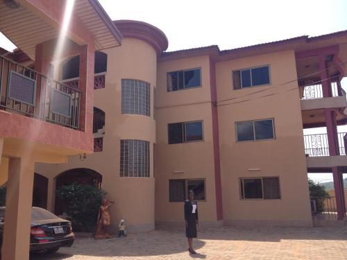 Paradise Lodge Ghana, Anumle