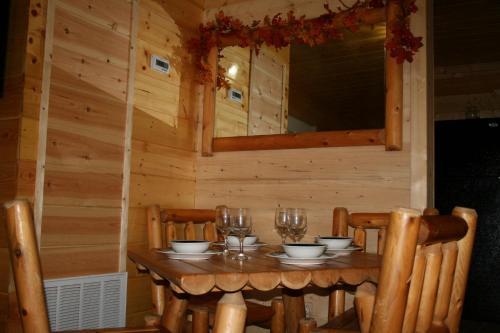 Allo Properties Cabin Rentals