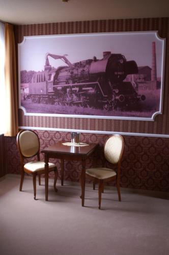 Eisenbahnromantik Hotel