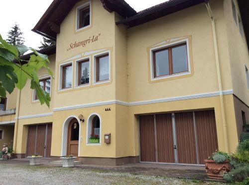 Schangri-la - Apartment mit 2 Schlafzimmern