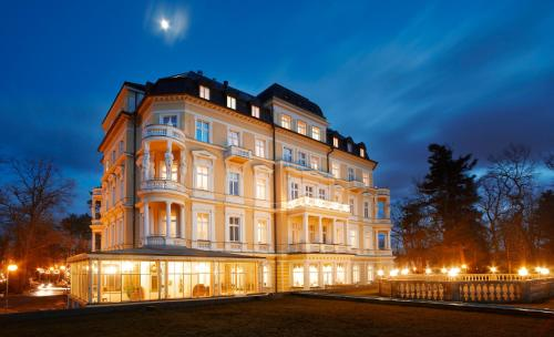Отель Imperial Spa & Kurhotel 4 звезды Чешская Республика