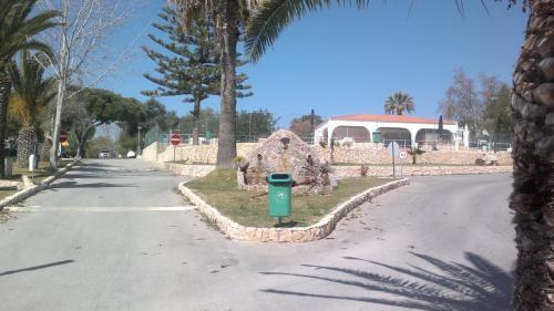 Camping Canelas Armação de Pêra Algarve Portogallo