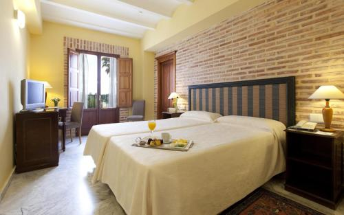 Habitación Doble con cama supletoria - 1 o 2 camas  Ad Hoc Parque Golf 1