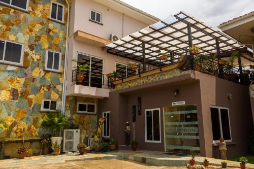 Find cheap Hotels in Ghana