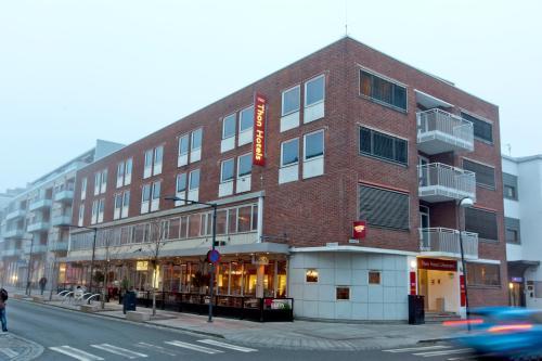 Отель Thon Hotel Lillestrøm 3 звезды Норвегия