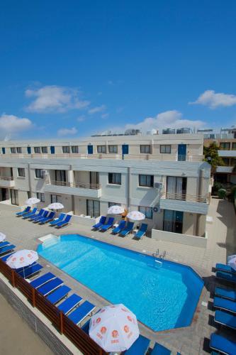 Отель Paloma Hotel Apartments 0 звёзд Кипр
