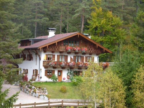 Gästehaus Arnspitzblick