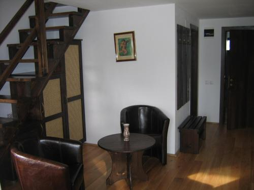 Junior Maisonette-Suite mit Balkon (Duplex Suite Junior with Balcony)