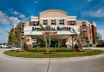 Springhill Suites Dallas Dfw Airport East/Las Colinas Irving TX, 75038