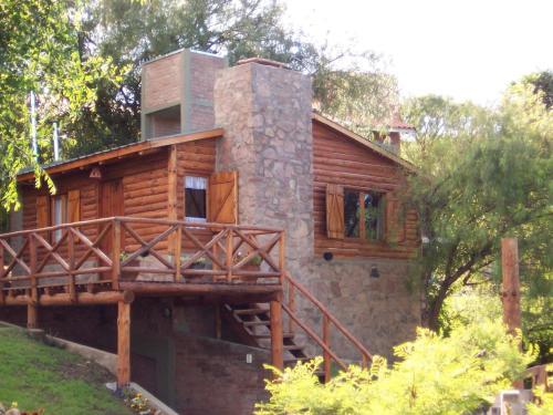 Cabaña ReySol, Villa Carlos Paz