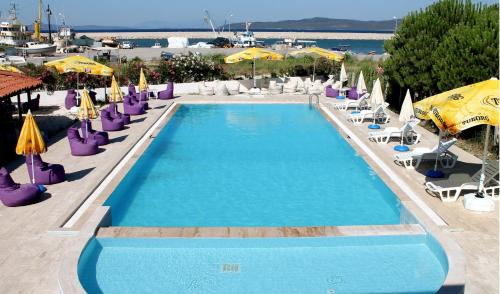 Отель Liman Apart Hotel 0 звёзд Турция