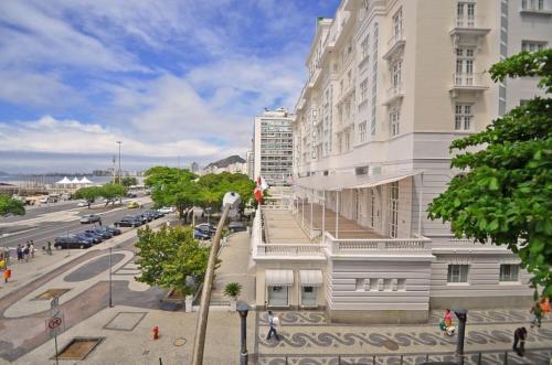 Apartamento Rodolfo Dantas Copacabana front view