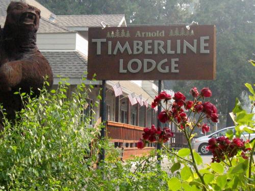 Arnold Timberline Lodge