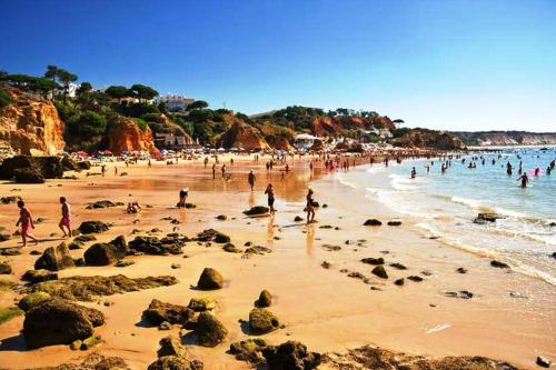 Bravo Apartment Olhos de Água Algarve Portogallo