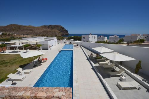 Superior Double Room Hotel Spa Calagrande Cabo de Gata 2