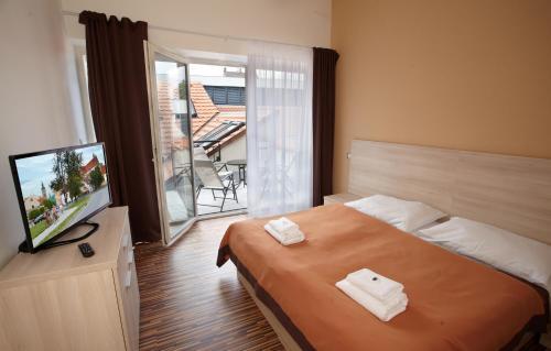 Residence U Černé Věže České Budějovice (B&B)