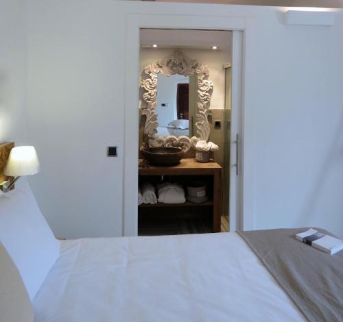 Habitación Doble Estándar Hotel Mas Carreras 1846 5