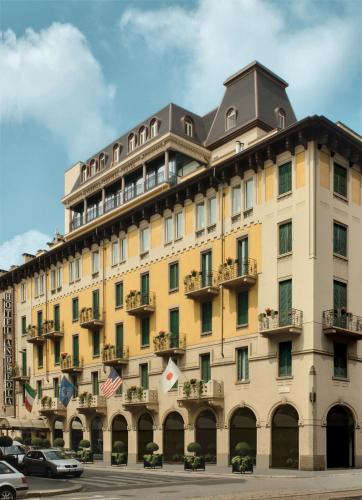 Отель Andreola Central Hotel 4 звезды Италия