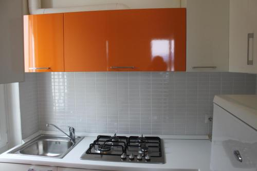 Apartmá se dvěma ložnicemi s terasou (Two-Bedroom Apartment with Terrace)