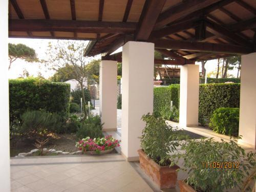 foto Hotel Villa Smeraldo (Terrarossa (Monte Argentario))