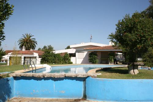 O Chaparral - Clube de Campo front view