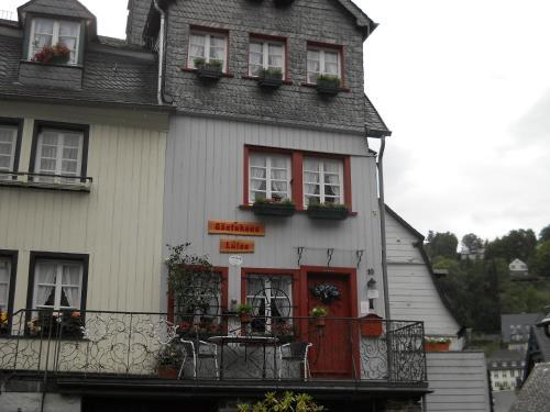 Gästehaus Luise, 蒙绍
