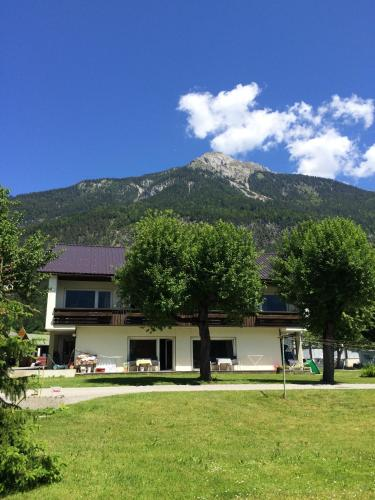 Flaschberger Camping - Apartment mit Terrasse