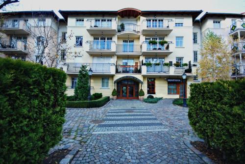 Marina Apartments Patio Mare Hotel Sopot In Poland