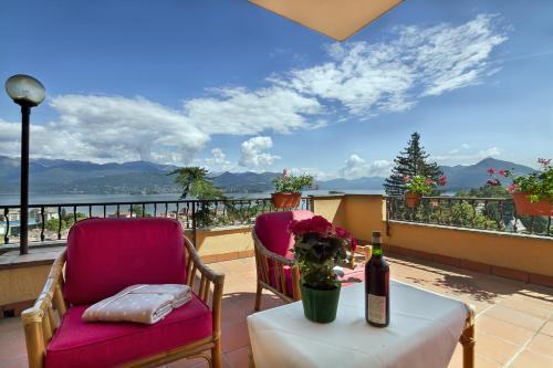 Отель Panoramic View Apartment 0 звёзд Италия