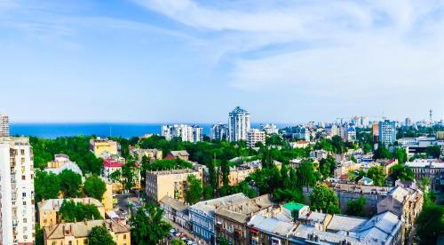 Отель Kapitan Apartments 0 звёзд Украина