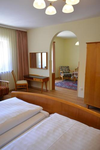 Suită cu balcon (Suite with Balcony)