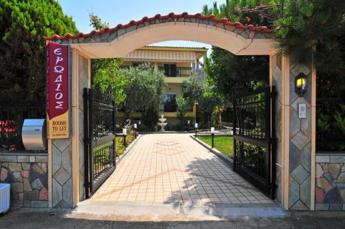 Erodios Studios, Skála Kallirákhis
